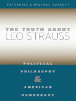 The Truth about Leo Strauss