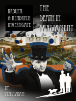 The Death in Parliament
