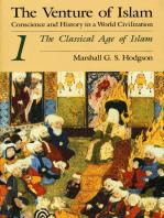The Venture of Islam, Volume 1