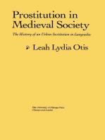 Prostitution in Medieval Society