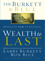 The Burkett & Blue Definitive Guide to Securing Wealth to Last