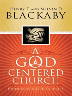 A God-Centered Church