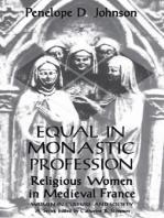 Equal in Monastic Profession