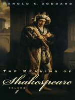 The Meaning of Shakespeare, Volume 1