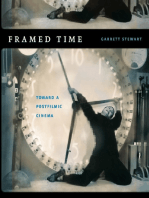 Framed Time: Toward a Postfilmic Cinema