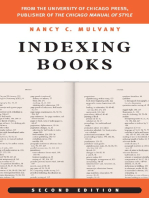 Indexing Books, Second Edition