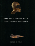 The Masculine Self in Late Medieval England