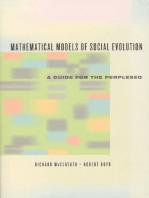 Mathematical Models of Social Evolution