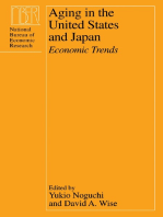 Aging in the United States and Japan
