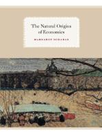 The Natural Origins of Economics