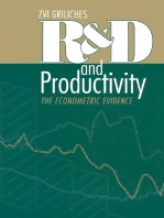 R&D and Productivity
