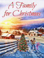 A Family for Christmas (Contemporary Romance Novella)