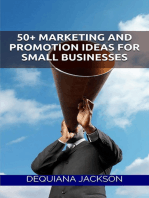 50+ Marketing and Promotion Ideas for Small Businesses