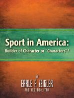 Sport in America