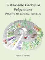 Sustainable Backyard Polyculture: Designing for ecological resiliency