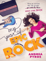 My Year of Epic Rock