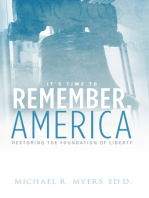 It's Time to Remember, America