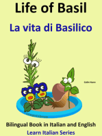 Bilingual Book in English and Italian