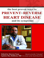 The Best Proven Ways to Prevent & Reverse Heart Disease and its Symptoms