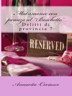 """Matrimonio con pranzo """"al Boschetto"""""""