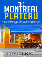 The Montreal Plateau: A traveler's guide to the essentials