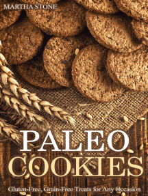 Paleo Cookies: Gluten-Free, Grain-Free Treats for Any Occasion