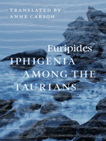 Iphigenia among the Taurians