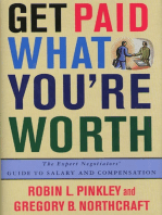 Get Paid What You're Worth