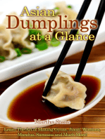 Asian Dumplings at a Glance