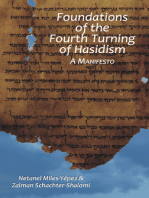 Foundations of the Fourth Turning of Hasidism