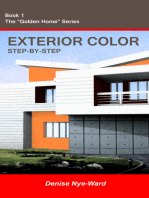 Exterior Color Step-by-Step