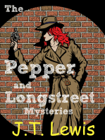The Pepper and Longstreet Mysteries