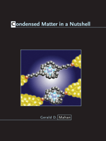 Condensed Matter in a Nutshell