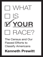 "What Is ""Your"" Race?"