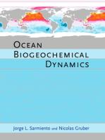 Ocean Biogeochemical Dynamics