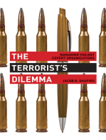 The Terrorist's Dilemma: Managing Violent Covert Organizations