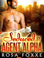Seduced By Agent Alpha (BWWM Shifter Romance)