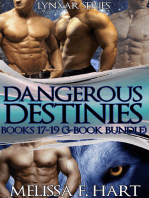 Lynxar Series - Dangerous Destinies
