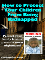 How To Protect Your Children From Being Kidnapped