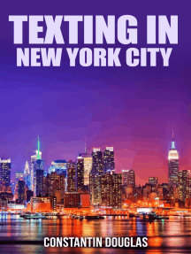 Texting In New York City