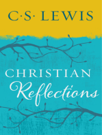 Christian Reflections