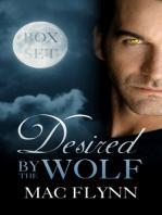 Desired By the Wolf Box Set (BBW Werewolf Shifter Romance)