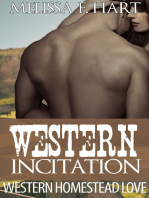Western Incitation (Western Homestead Love, Book 3)