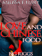 Love and Chinese Food (Big Riggs, Book 2) (BBW Erotic Romance)