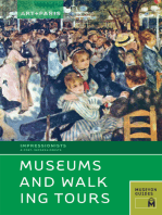 Art + Paris Impressionist Museums and Walking Tours