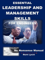 Essential Leadership and Management Skills for Engineers (No Nonsence Manuals, #4)