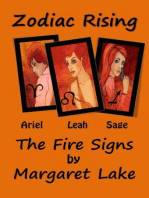 Zodiac Rising - The Fire Signs