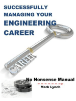 Successfully Managing Your Engineering Career (No Nonsence Manuals, #5)