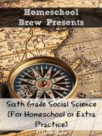 Sixth Grade Social Science (For Homeschool or Extra Practice)