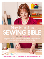 May Martin's Sewing Bible